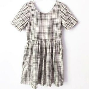 Urban outfitters Urban Renewal Plaid Dress